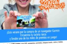 """Garmin&Win"": Gana premios Garmin este verano"