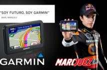 Consigue, junto a Marc Márquez, el novedoso GPS nüvi 50
