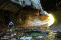 """Los """"Switchback Kids"""" visitan el Parque Nacional de Zion en Utah"""