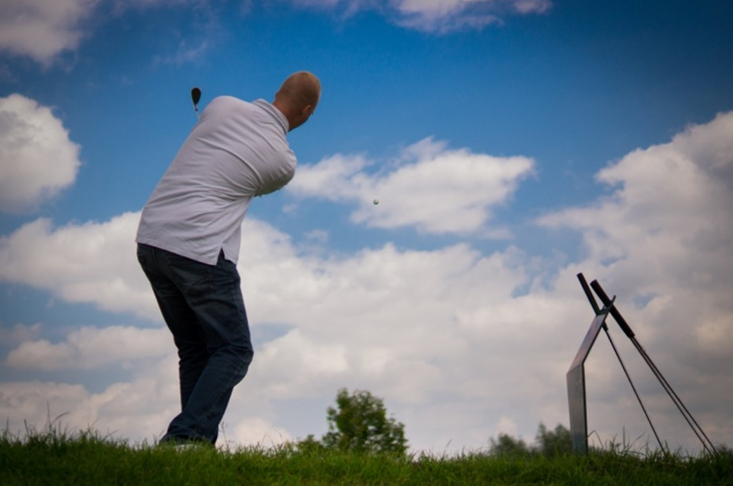 Cómo mejorar mi swing de golf? - Garmin Blog - es-ES