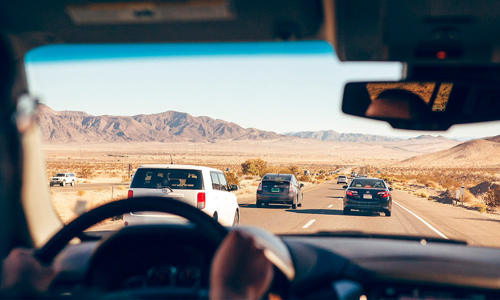 conducir de forma segura en verano