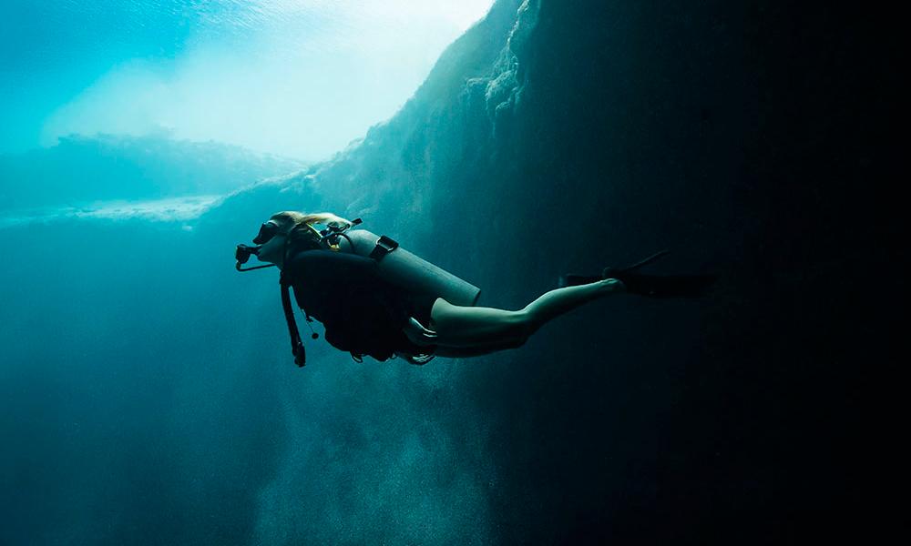 garmin submarinismo