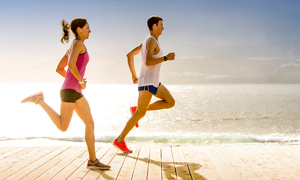 salir a correr con un pulsometro