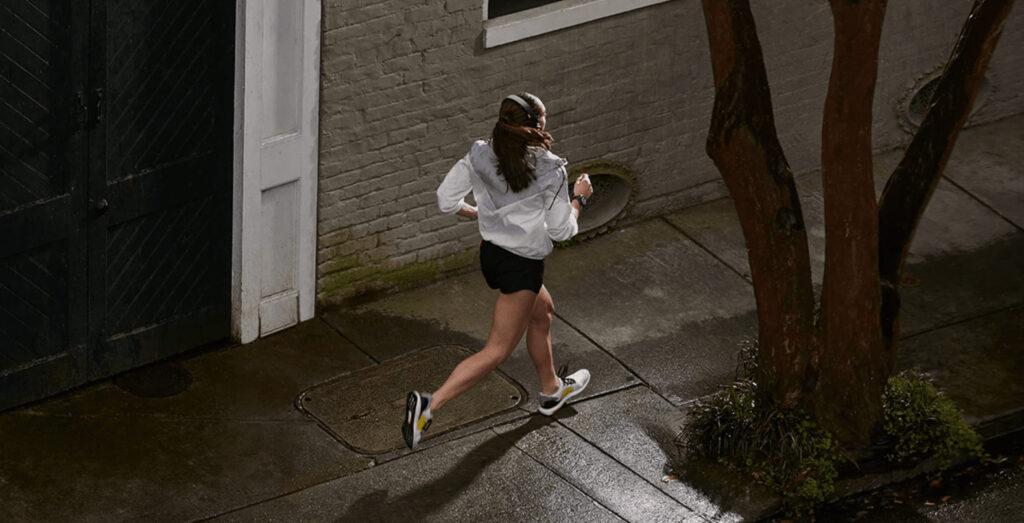 correr con seguridad garmin
